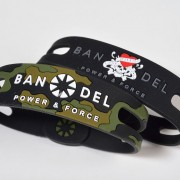 「BANDEL」リストバンド
